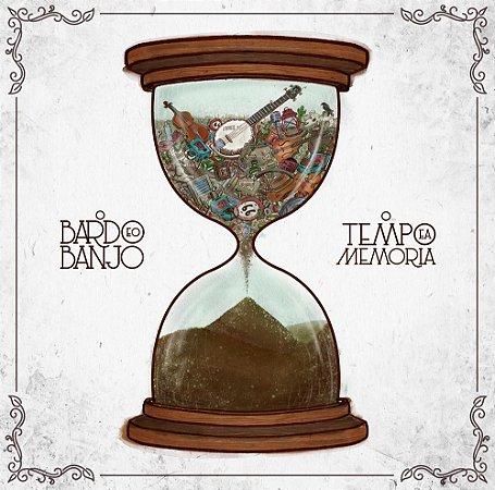 """CD """"O Tempo e a Memória"""""""