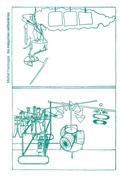 As máquinas celibatárias | Michel Carrouges | co-edição com n-1 edições