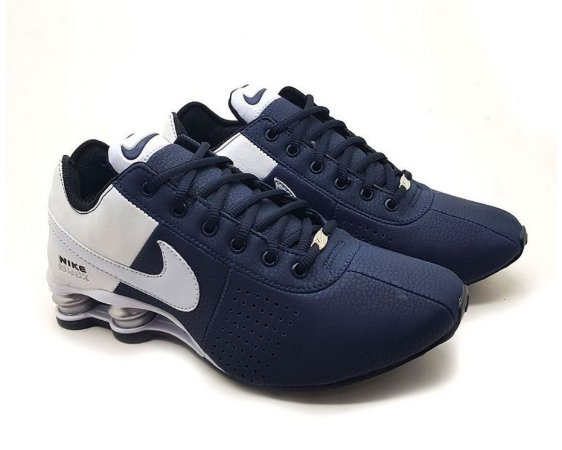 42c85cc4db4 Tênis Nike Shox Classic 4 Molas - Uai Tênis - Qualidade a Seus Pés