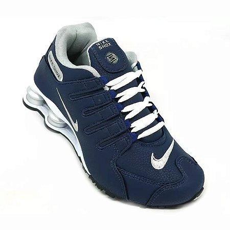 fb16c01ff00 Tênis Nike Shox NZ 4 Molas Masculino - Uai Tênis - Qualidade a Seus Pés
