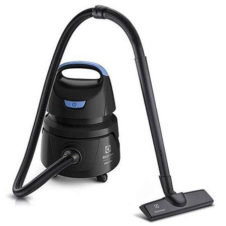 Aspirador Pó Água 1250W Hidrolux Electrolux 5L 360° AWD0