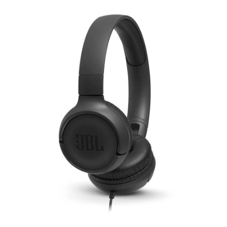Fone de Ouvido JBL Tune 500 preto