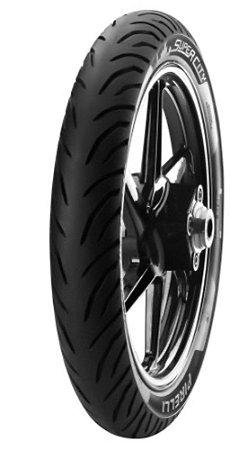 Pneu 80/100-14 M/c 49l Pirelli Super City Com Camara