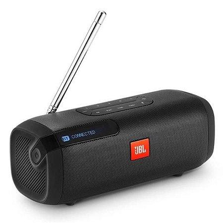 Caixa de Som portátil JBL Tuner FM Blutooth - 6411