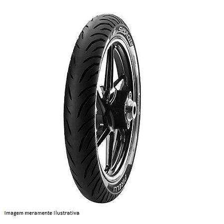 """Pneu Aro 14"""" 110/80r14 Mc 53l Pirelli Super City Liberty 150 100cc - 5435"""