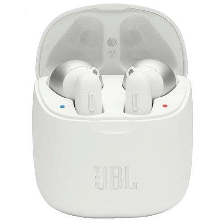 Fone de Ouvido JBL Tune 220 TWS Branco