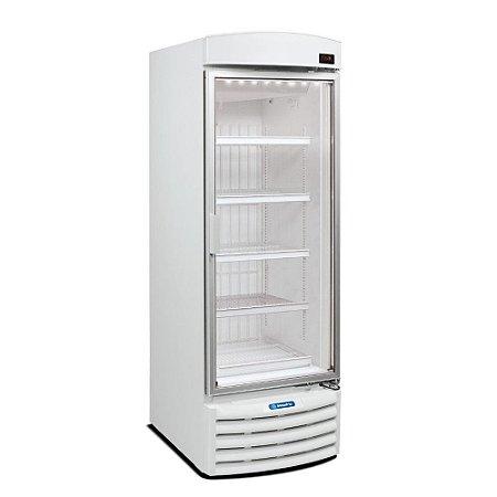 Freezer Vertical Metalfrio Porta de Vidro Congelados 497 Litros vf50f 220v - 4452