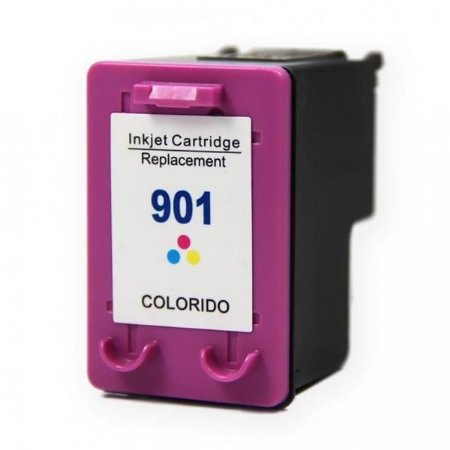 Cartucho Impressora HP Collor  N.901 13 ML