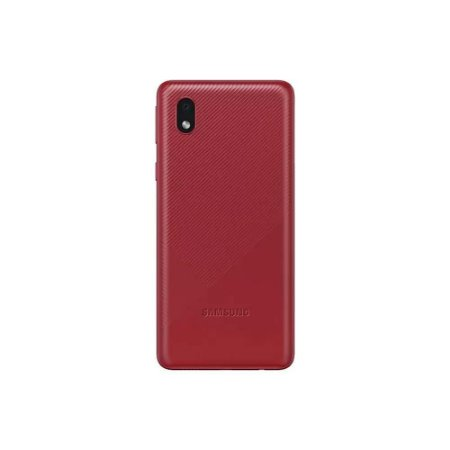 "Smartphone Samsung Galaxy A01 Core, 32GB, 8MP, Tela 5.3"" Verm SM-A013M"