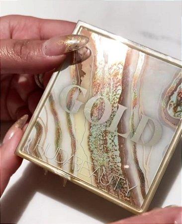 HUDA Gold Obsessions paleta de sombras