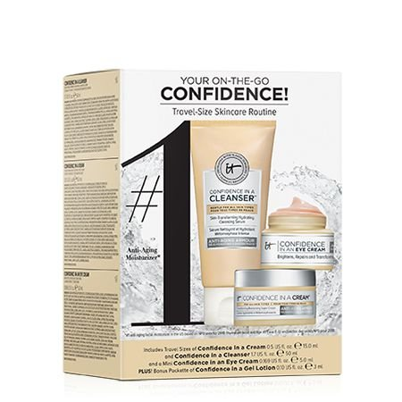 it cosmetics Your On-The-Go Confidence! Skincare Value Set