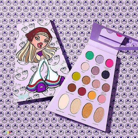 Revolution x Bratz Doll Palette Yasmin paleta de sombras