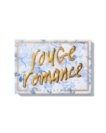 jaclyn cosmetics ROUGE ROMANCE MATTE BLUSH PALETTE ROUGE ROMANCE