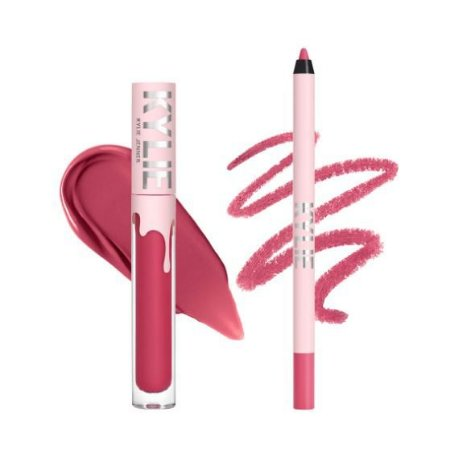 KYLIE cosmetics EXTRAORDINARY MATTE LIP KIT batom (novo/sem caixa)