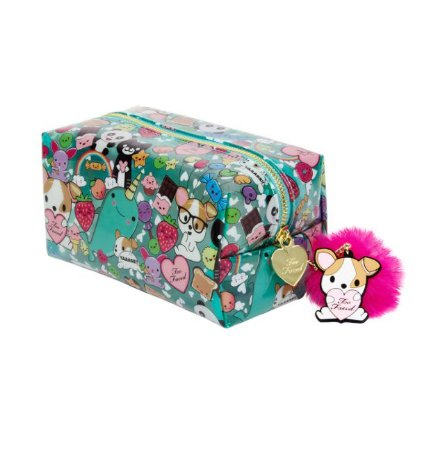 TOO FACED Clover Makeup Bag LIMITED-EDITION