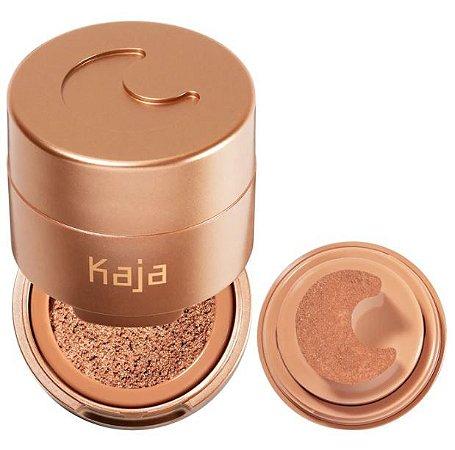 Kaja Beachy Glowy Stamp Blendable Liquid Highlighter 02 Dreamy - Warm Bronze