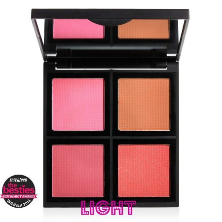 ELF Powder Blush Palette - LIGHT