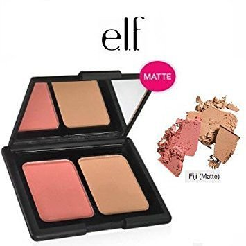 ELF Contouring Blush & Bronzing Powder - FIJI