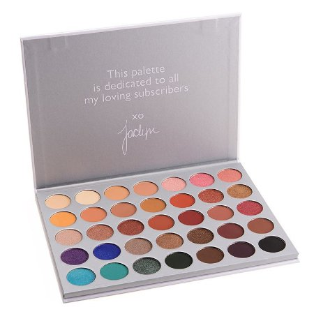 Morphe Brushes The Jaclyn Hill Eyeshadow Palette