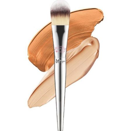 IT Brushes For ULTA Love Beauty Fully Flawless Foundation Brush #201 PINCEL