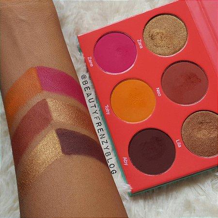 Juvias Place The Saharan Blush Palette Volume I