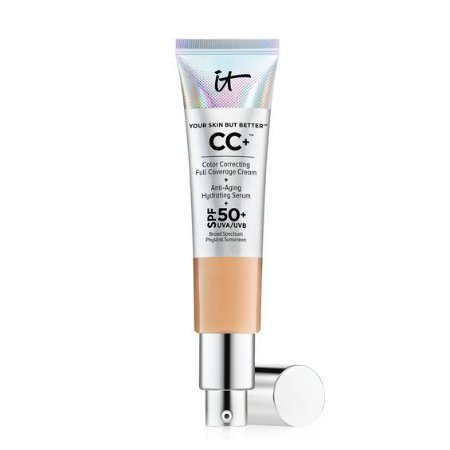 It Cosmetics Your Skin But Better CC+ Cream with SPF 50+ MEDIUM TAN 32ml