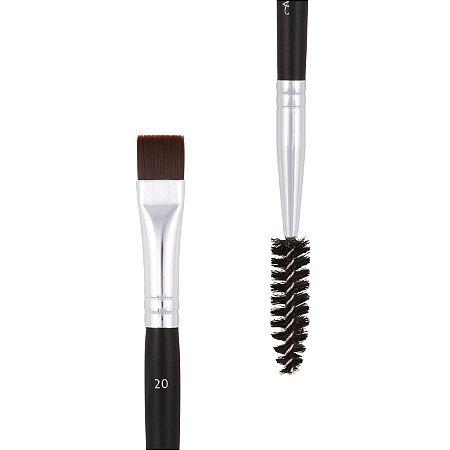 Anastasia Beverly Hills Brush 20 - Dual-Ended Flat Detail Brush pincel