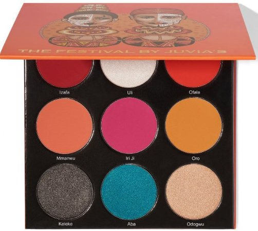 Juvia's Place The Festival Eyeshadow