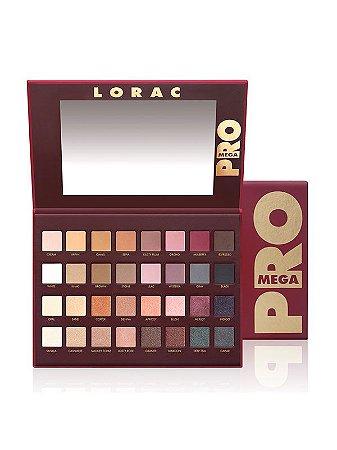 Lorac Mega Pro Paleta de Sombras