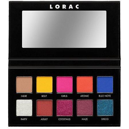 LORAC Neon Lights PRO Pressed Pigments Palette