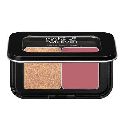 make up for ever Artist Face Color Mini Highlighter & Blush Duo S214/H016 2 x 2,5g