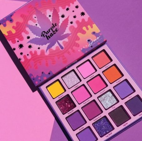 Kara Beauty Purple Haze Paleta de sombras