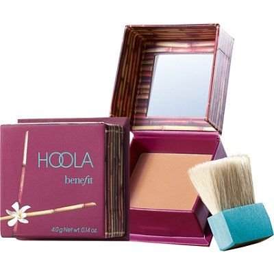 Benefit Cosmetics Travel Size Mini Hoola Matte Box O' Powder Bronzer 4g
