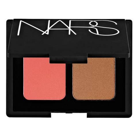 NARS Duo Orgasm e Laguna - Paleta de Blush e Bronzer 5g MINI