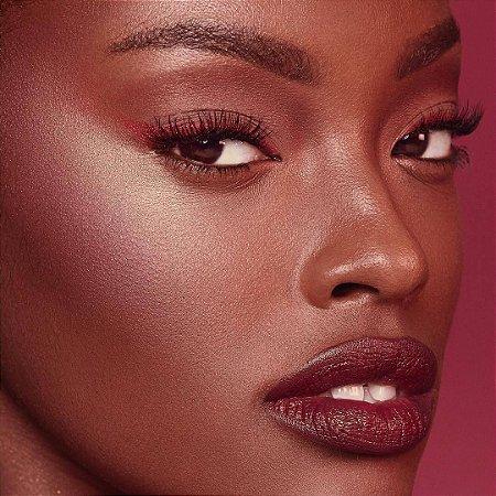 Pink 7- Deep Violet kkw batom creme lipstick