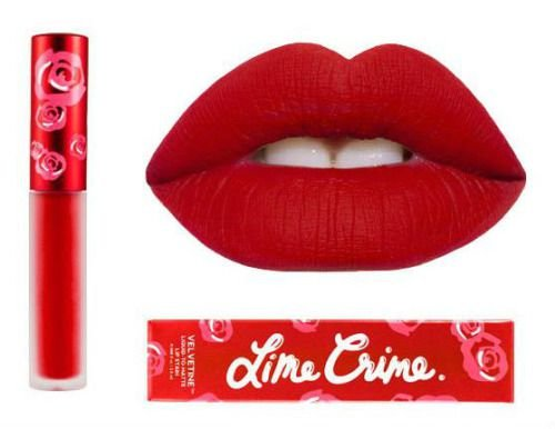 Lime Crime Velvetine - RED VELVET
