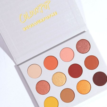 Colourpop Yes, Please! Paleta de Sombras