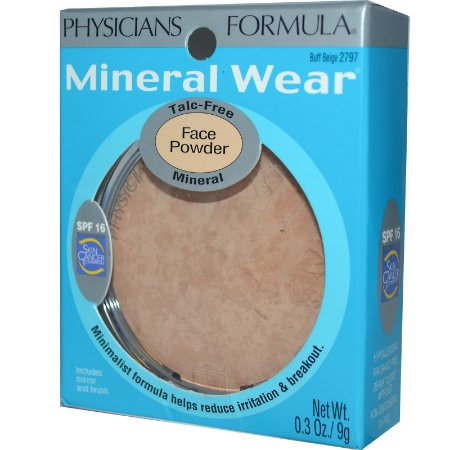 Physicians Formula PHYSICIANS FORMULA mineral wear BUFF BEIGE 2797