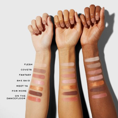 Marc Jacobs Beauty  Eye-Conic Multi-Finish Eyeshadow Palette 790 SENSUAL NUDES AND SHIMMERING POPS