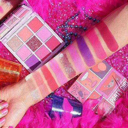 kara beauty ES125 PARTY GIRL paleta de sombras