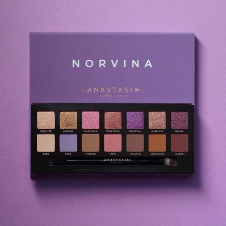 Anastasia Beverly Hills Norvina  (Paleta de Sombra)