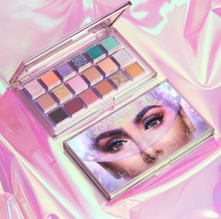 HUDA BEAUTY Mercury Retrograde Paleta de Sombras