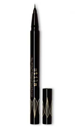 STILA Stay All Day A PROVA D'ÁGUA Micro Tip Liquid Eyeliner INTENSE BLACK