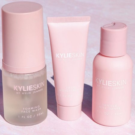 kyli skin 3 Step Mini Skin Care Set