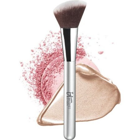 IT Brushes For ULTA  Airbrush Soft Focus Blush Brush #113 pincel