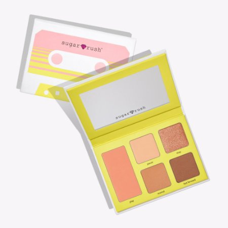 TARTE SUMMER PLAYLIST EYE & CHEEK PALETTE
