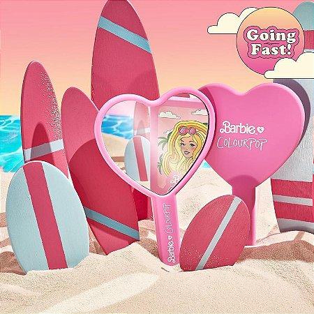 colourpop malibu barbie™ hand mirror