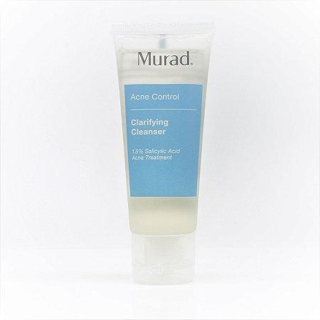 murad acne control clarifying cleanser 45ml sabonete facial controle de acne
