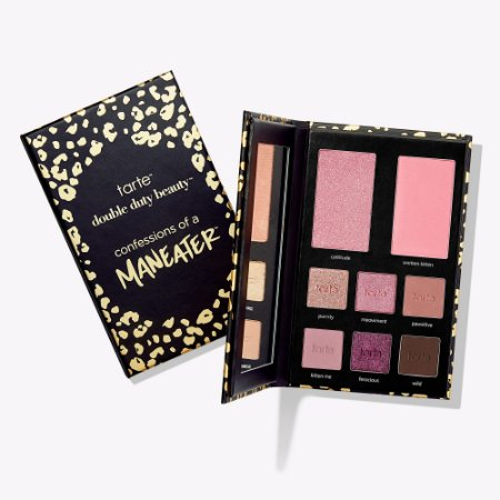 Tarte Cosmetics confessions of a maneater™ eye & cheek paleta