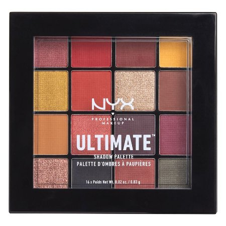 Nyx Professional Makeup Phoenix Ultimate Shadow Palette